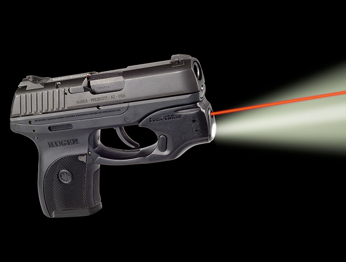 LaserMax GripSense Light and Laser Combination: Coming to the Range