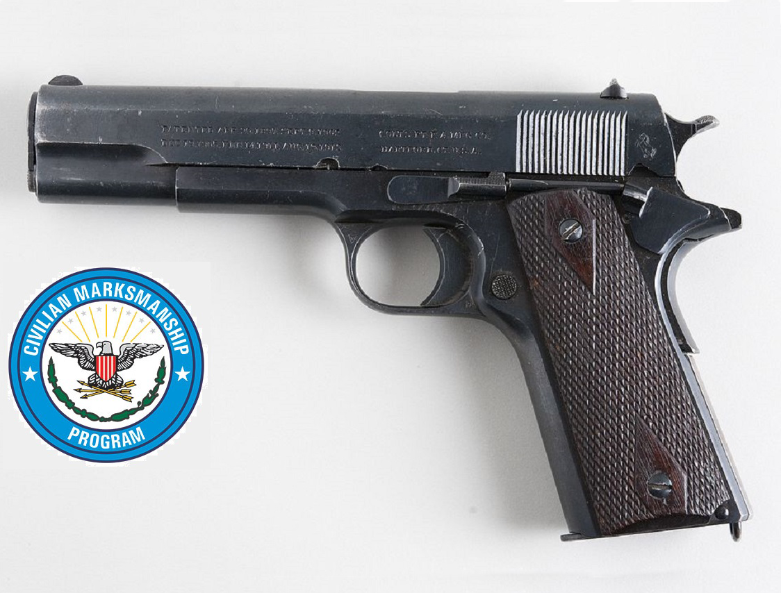 Measure to Release 100,000 1911s to CMP for Sale Passes House