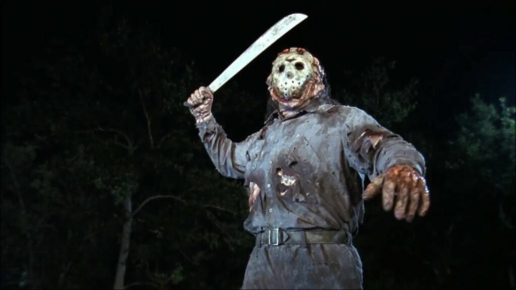 Jason from the *Friday the 13th* movies is notoriously tough to dispatch.