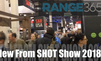 Rapid Fire Look: New Guns and Gear from SHOT 2018