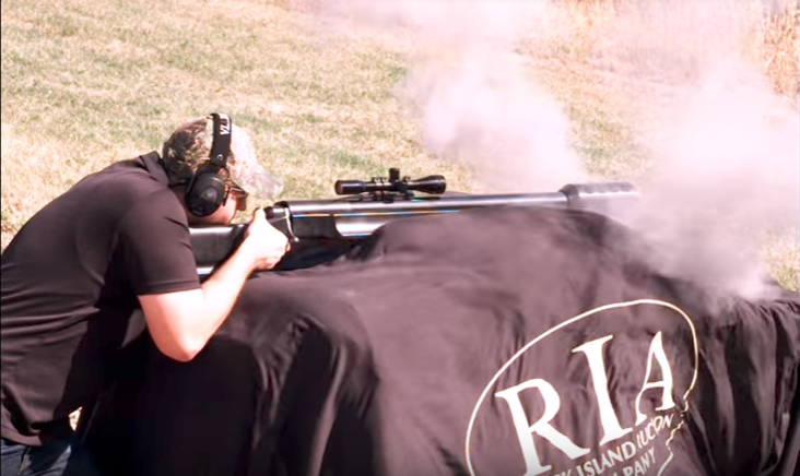 Firing Cannon Rounds From a Rifle
