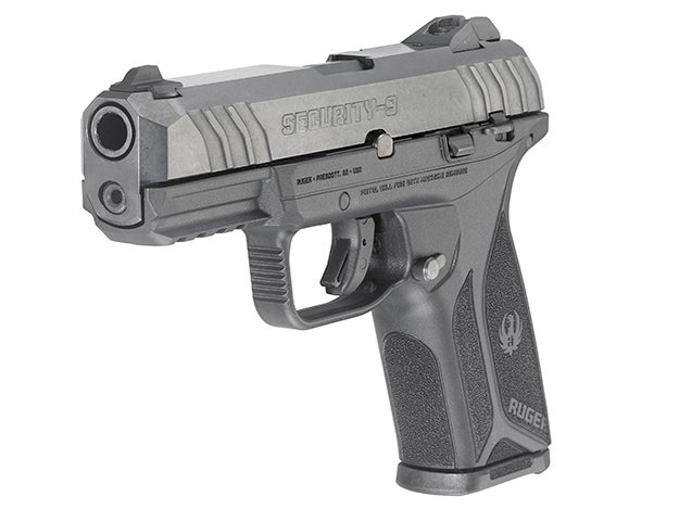 First Look: The New and Affordable Ruger Security-9 Pistol