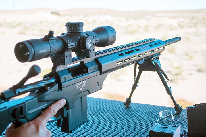 Ashbury Precision Ordnance Supra series rifles are designed to be light, compact, and have the positive attributes of a traditional AR-platform rifle, but packaged as a precision bolt-action firearm.