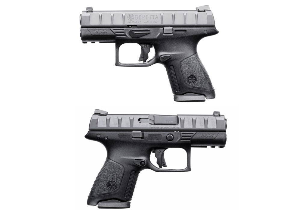 The new APX Compact has a 3.7