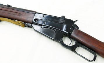 My Current Weird Obsession with the Winchester M1895