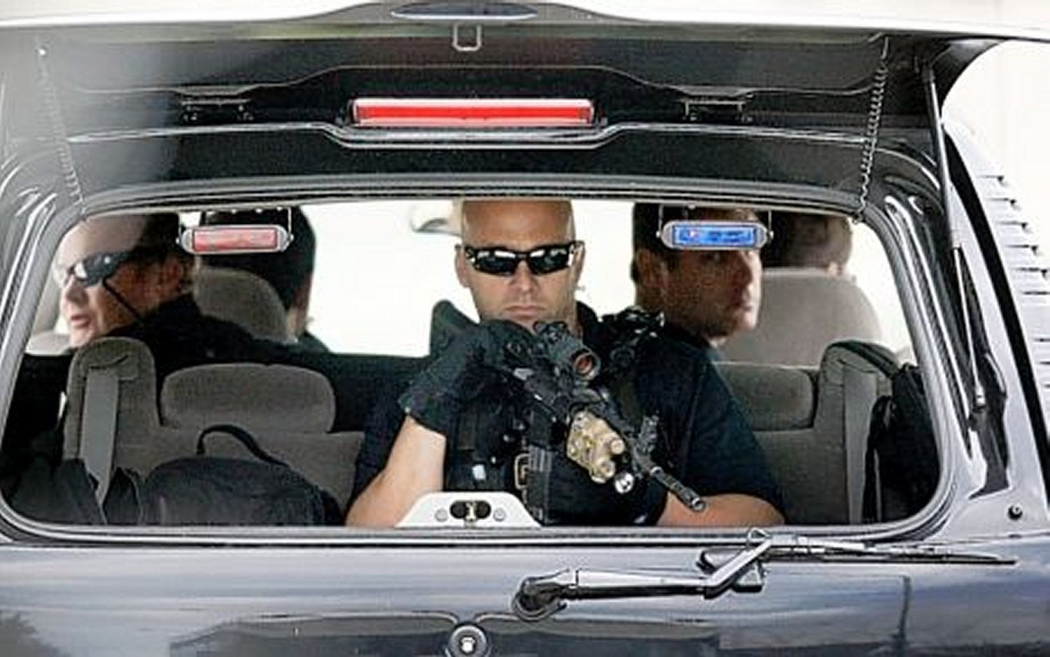 Secret Service Looking for New AR-Style Rifle in 5.56