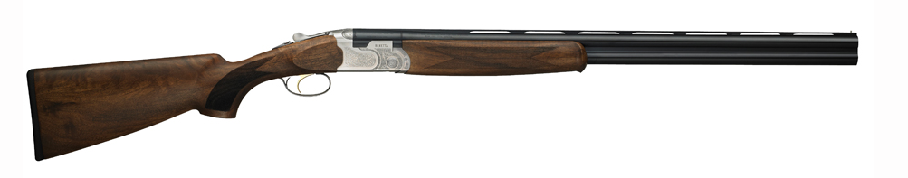 The Beretta Silver Pigeon 1 has a very low-profile action which makes it a natural pointer.