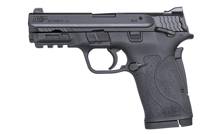 smith wesson M&P 380 shield thumb safety