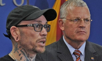 Trooper's Savior a Former Felon with Reinstated Gun Rights
