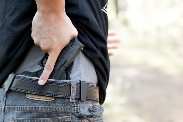 New Stats: U.S. Sees Surge in Concealed Carry Permits