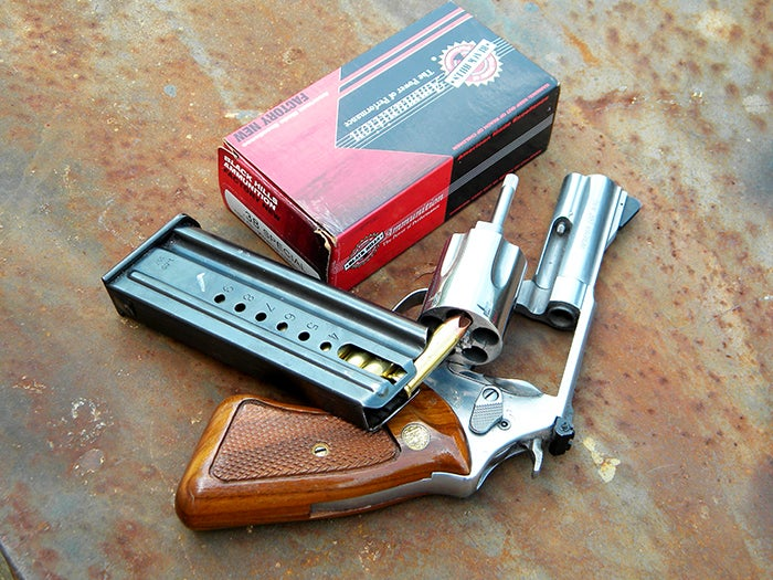 A Practical Lesson on Self-Defense Revolvers