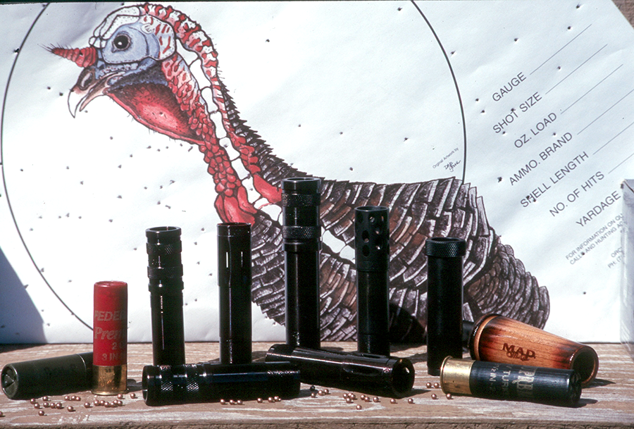 Many turkey hunters search for the precise combination of shotgun, shotshell, shot charge, shot size, velocity, and choke that will produce the very best pattern possible.