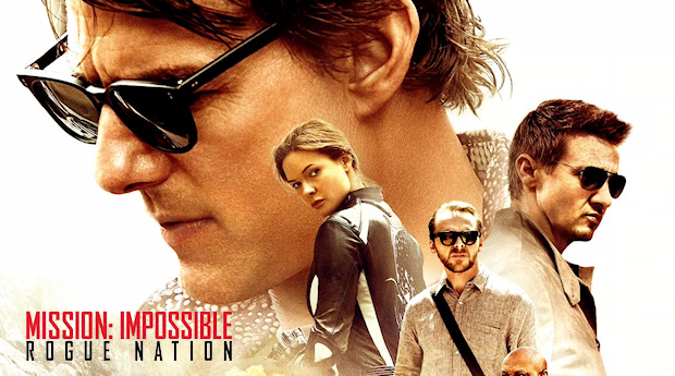 *Rogue Nation* is the fifth film in the Mission: Impossible franchise.