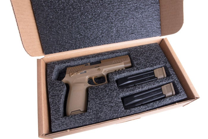 SIG Releases Civilian M17