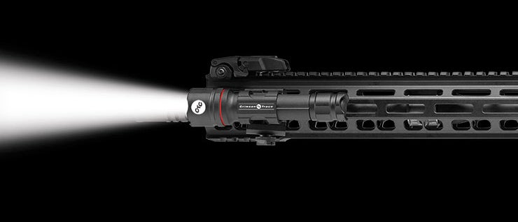 Looking For a Long-Gun Light? Crimson Trace Has 4 New Options