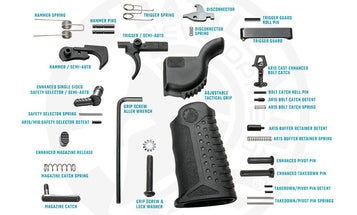 Kit Has Everything You Need to Build an AR Lower