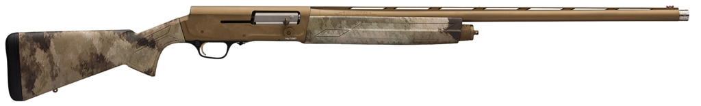 The Browning A5 Wicked Wing edition with a modern Cerakote finish.