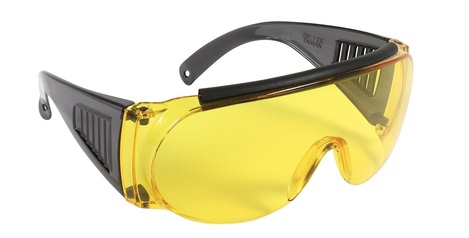 These Allen Over Shooting & Safety Glasses
