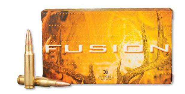The author brings Federal's Vital-Shok  and Fusion ammo to make sure the hunting rounds perform just as the target ammo once a rifle and scope are calibrated.