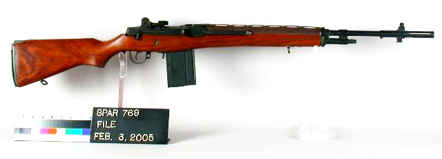 The M14 rifle replaced the M1 Garand and proved to be more effective as a sniper rifle than a combat weapon.