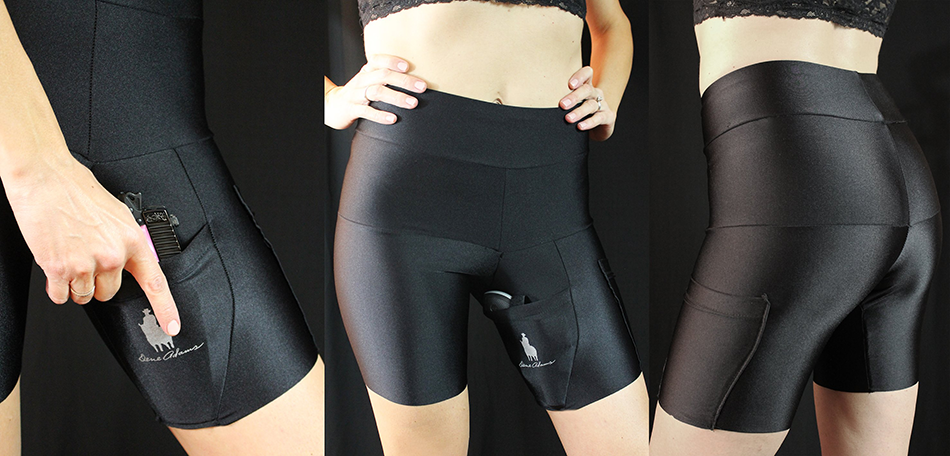[Dene Adams Body Shaping Thigh Holster Shorts](https://deneadams.com/collections/in-stock/products/body-shaping-thigh-holster-shorts)