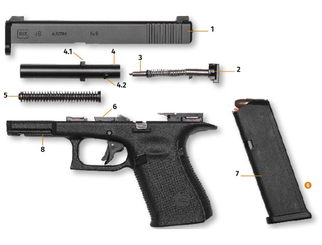 Glock 46 With Rotating Barrel Introduced in Germany