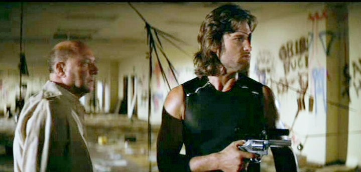 Plissken also brings a Smith & Wesson Model 67 with him on his mission to New York City.