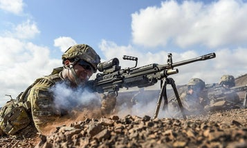 The U.S. Army's Mysterious New 6.8mm Round