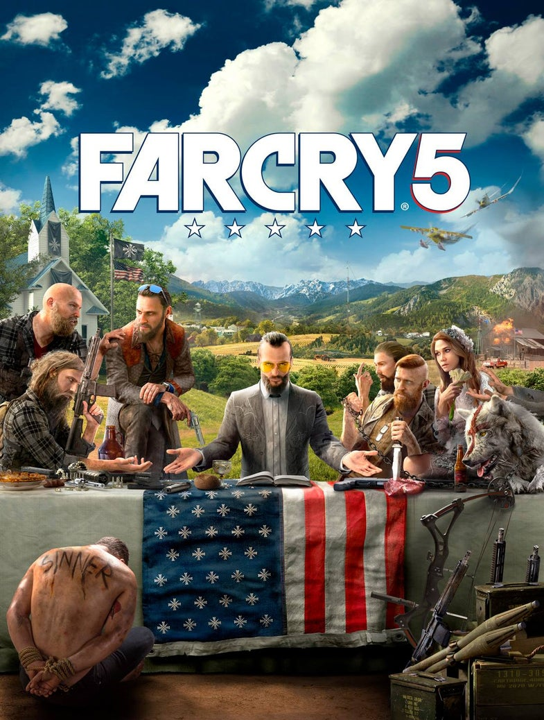 Far Cry 5 Hits Stores Soon
