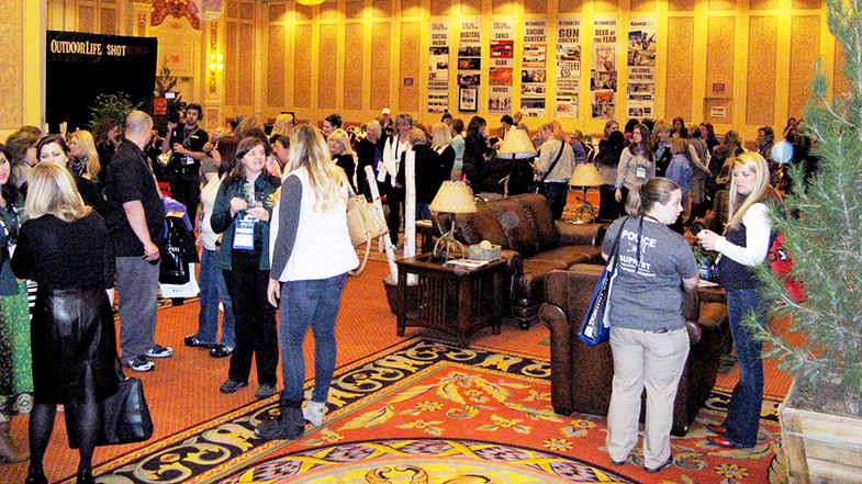 15 Things Overheard at the SHOT Show Women's Meet and Mingle