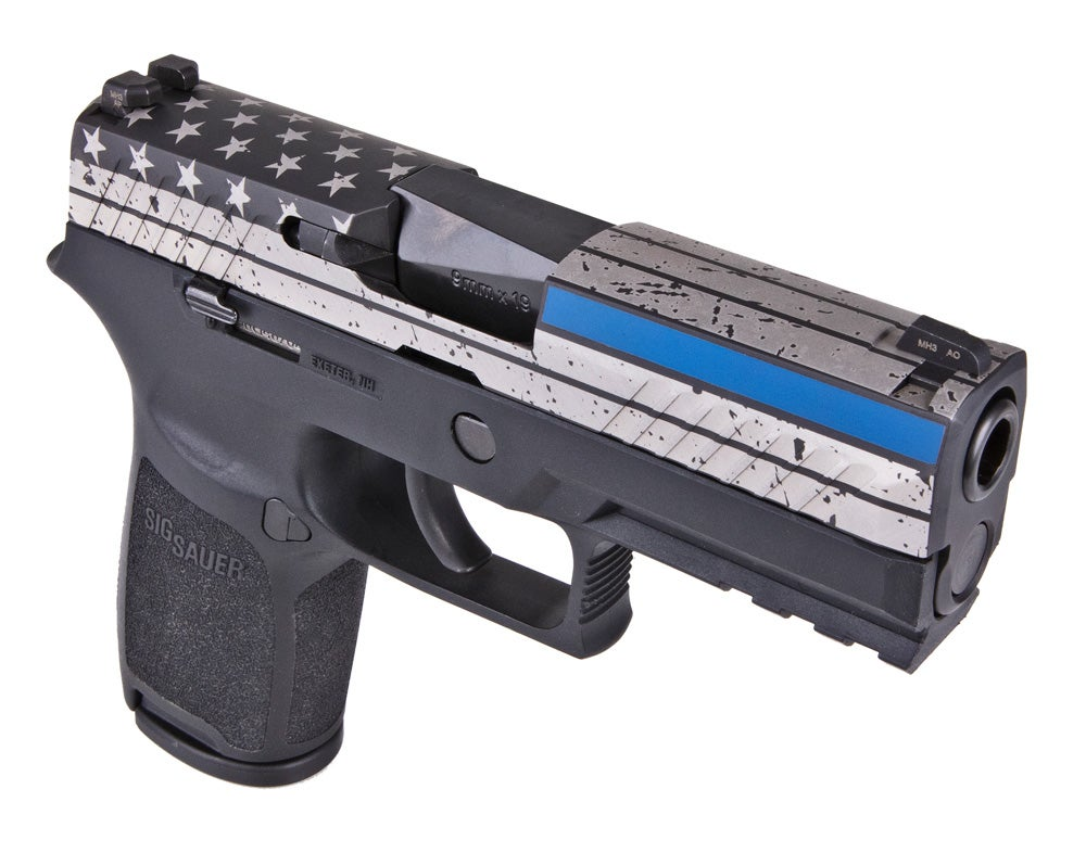 SIG Honors Police with Special Edition P320