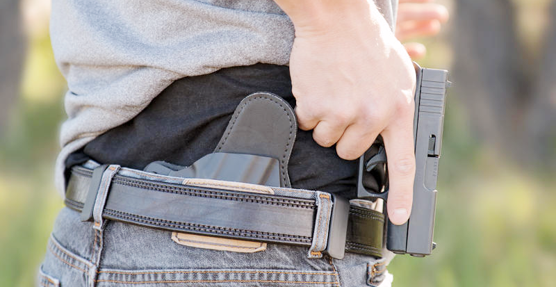Texas Community College Students Can Now Carry Concealed