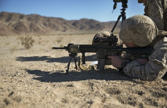 The Corps will probably ditch its current lead-core ammo in favor of newer rounds optimized for the M4 and already used by the Army.