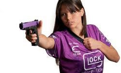 Tori Nonaka Is Youngest Woman to Win Three Consecutive USPSA TItles