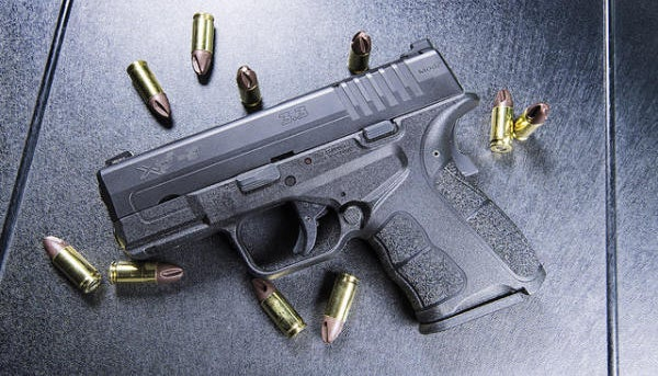 Springfield Armory Introduces XD-S Mod.2 in 9mm
