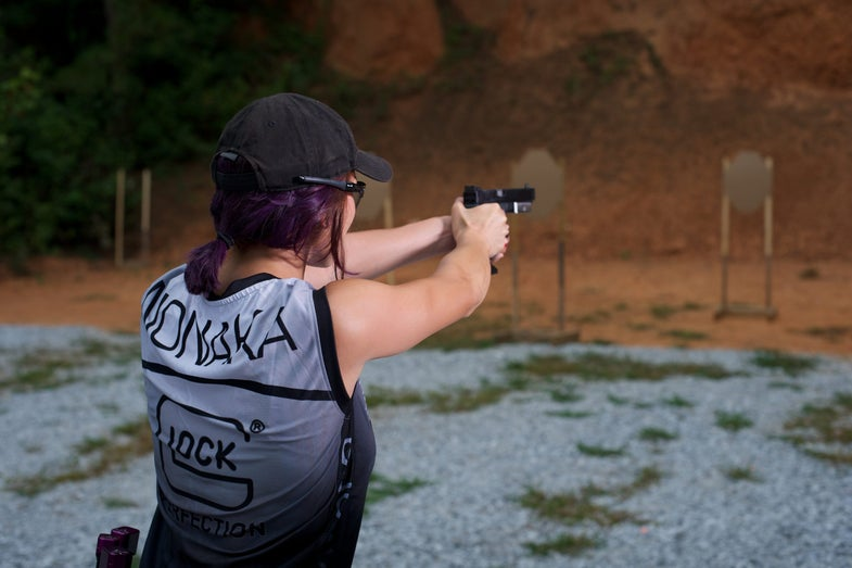 How to Choose an Action-Pistol Competition