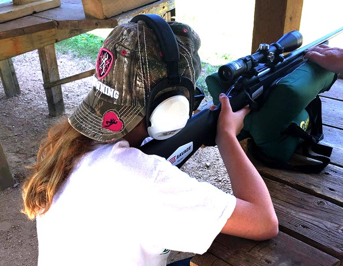 The Savage 11 is a quality rifle package that provides a good entry price point with a comfortable and accurate youth rifle.