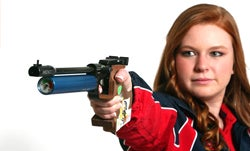 """A New """"Phenom"""" in USA Shooting"""