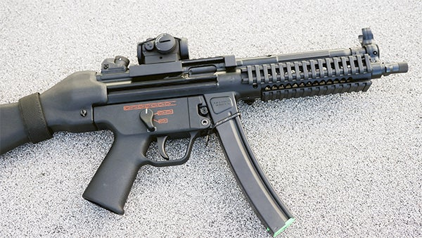 MP5 In Full Auto: The Granddaddy of Modern Submachine Guns