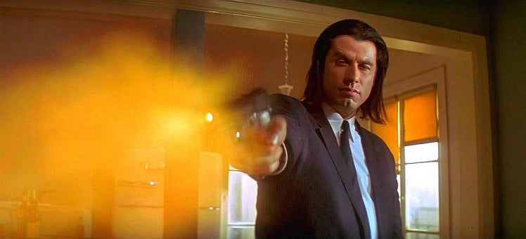 Guns of Pulp Fiction