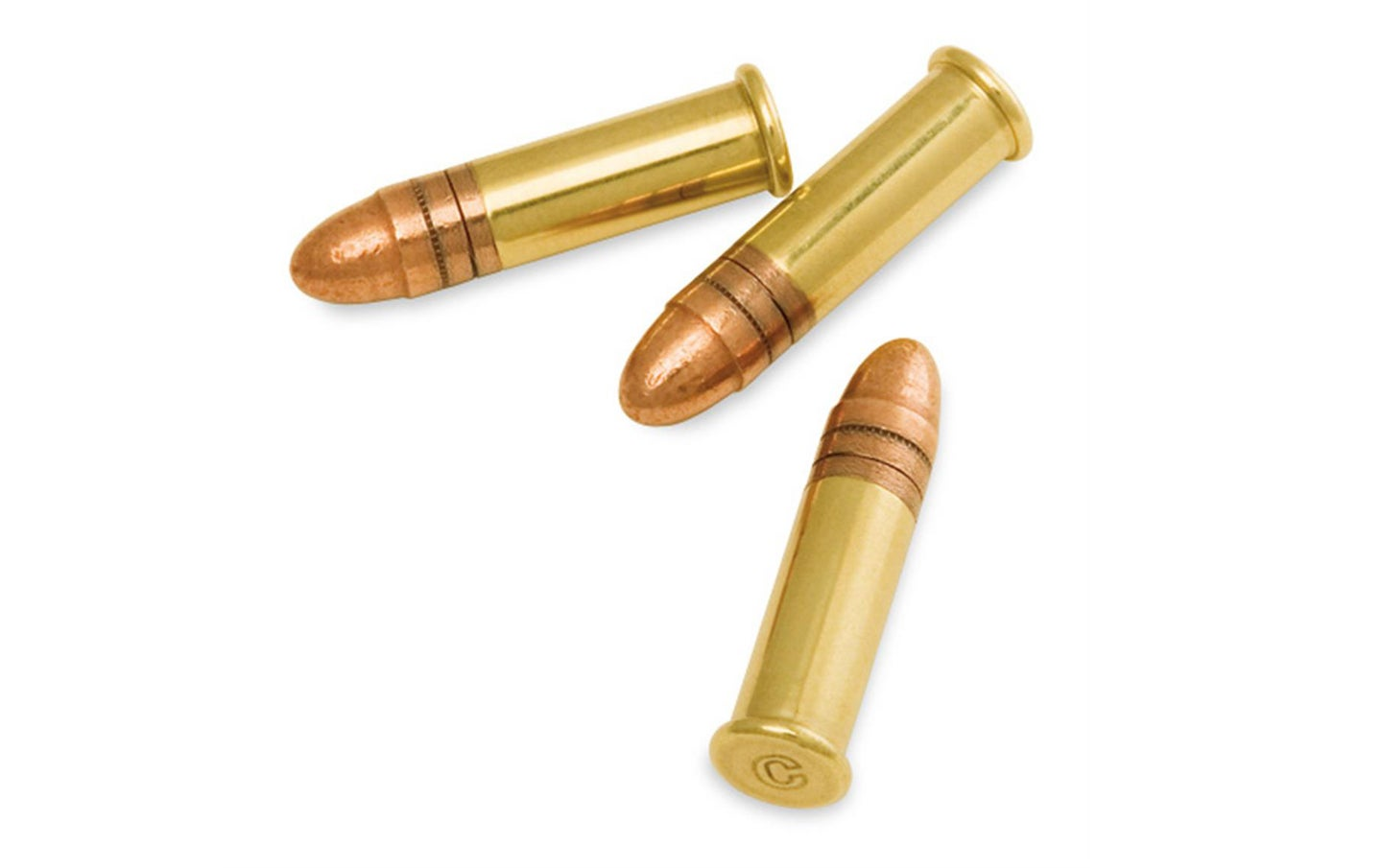 .22 Cartridge Goes Off in Man's Hand
