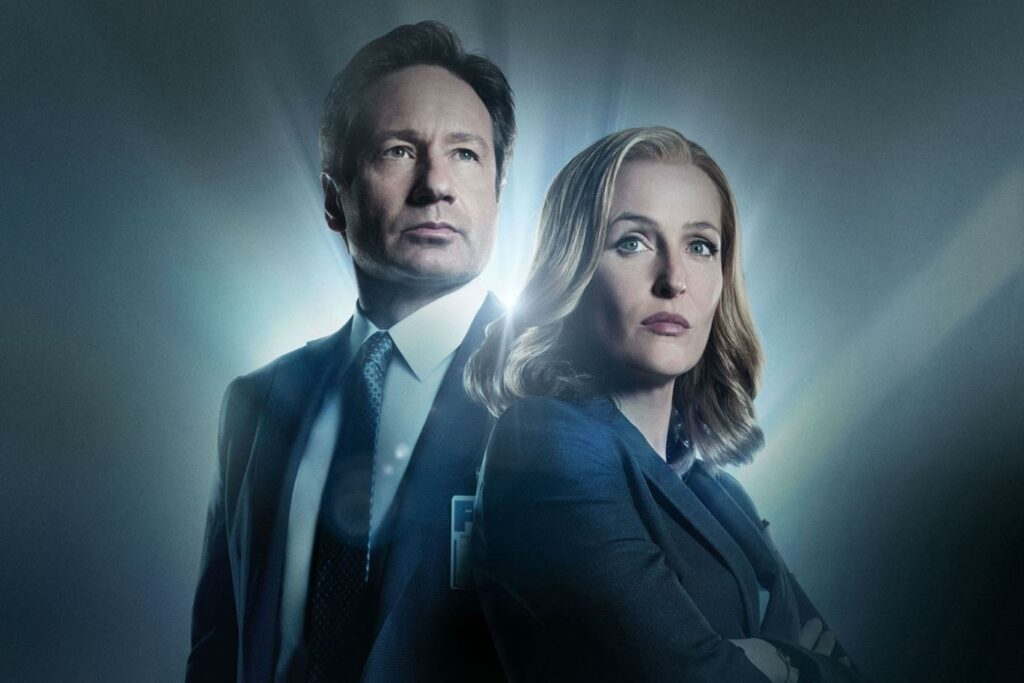 The *X-Files* was revived in 2016 with a 10th season featuring the show's original lead characters and actors.