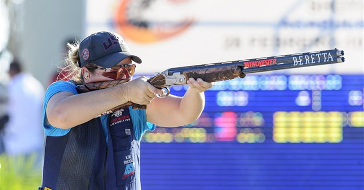 Kim Rhode, Other USA Shooters Dominate Pan American Games