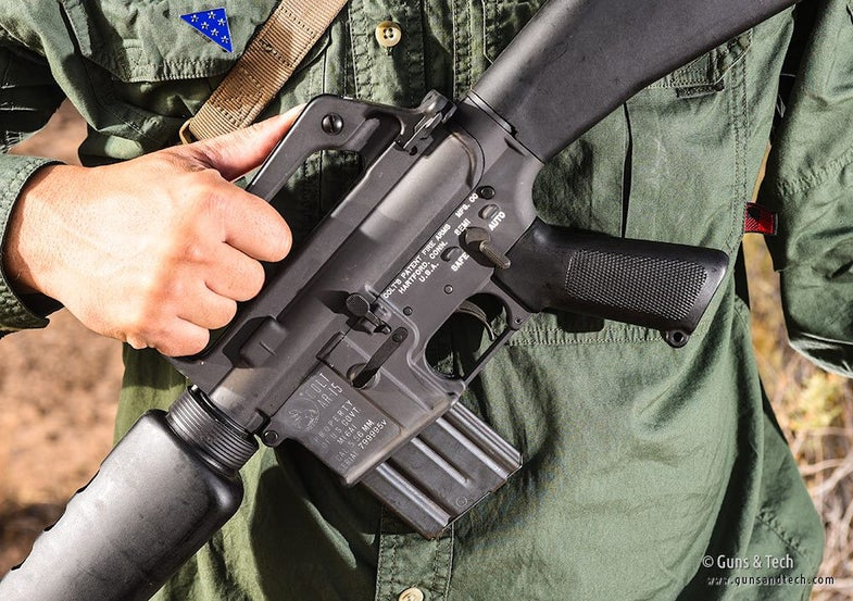 Colt M16A1 Reissue: Coming to the Range