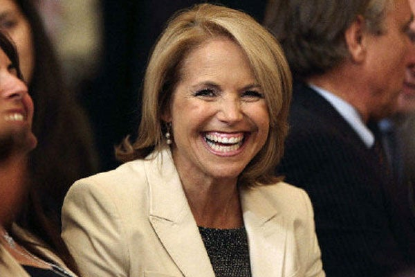 Katie Couric: Gun Owners Actually Want More Gun Control
