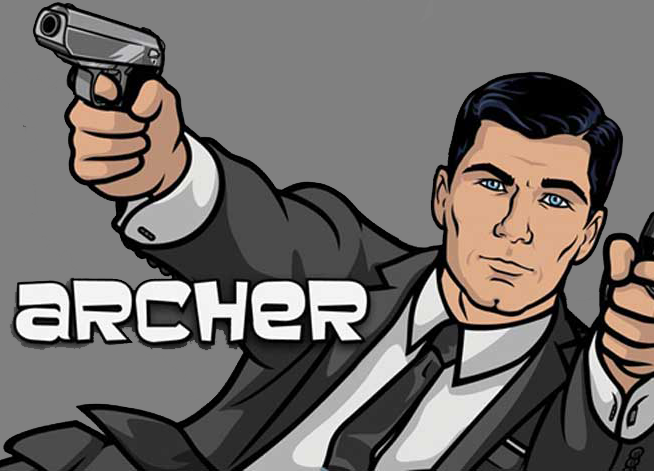 "The Animators of ""Archer"" Get Guns Right"