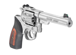 Coming to the Range: Ruger GP100 10-Round Rimfire Revolver