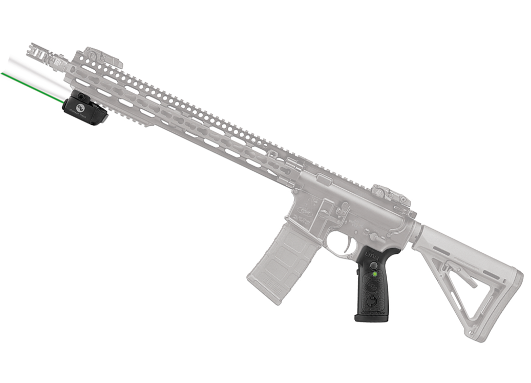 Coming to the Range: Crimson Trace Wireless LiNQ Light and Laser