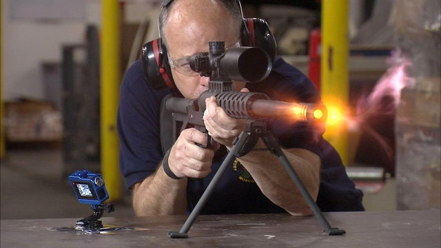 Coming to the Range: Serbu's Affordable .50 BMG Rifle