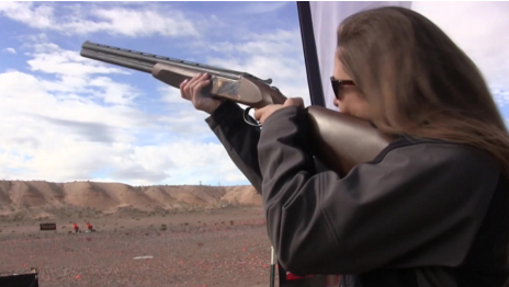 Women in the Shooting Sports
